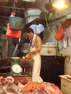 HK Markets,... always fascinating,...