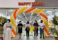 The Happy Baker Baking Supplies Makes Mama Happy Baking Store, Baking Supply Store, Baking Supplies, Baking Tools, Learn To Cook, How To Make, Snack Items, Just Bake, Peanut Butter Cookie Recipe