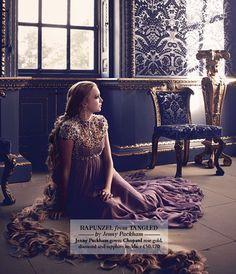 Top 10 des princesses Disney en vrai, habillées en haute couture