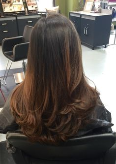 Brown hair, layers, soft curls, blowout, brunette, balayage, Kate Middleton