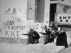 The Greek Revolution and Civil War: 70 years since the Battle of Athens – Part One Greek History, World History, World War Ii, Battle Of Athens, Modern Photographers, Military Branches, Fun World, In Ancient Times, Yesterday And Today