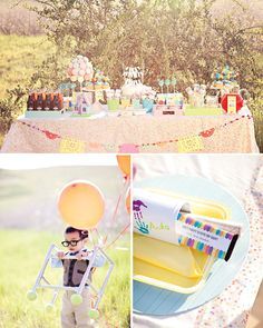 TWC: A BD party inspired on UP