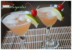 Cherry Beer Margaritas