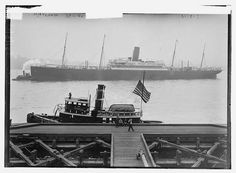 MINNEHAHA sailing (LOC) by The Library of Congress, via Flickr
