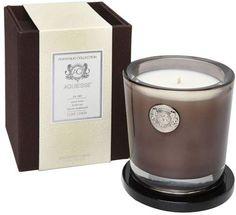 Aquiesse Luxe Linen Candle