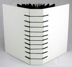 Técnicas de encadernação artesanal | Arte com Papel