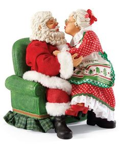 All I Want For Christmas - Mr and Mrs.- During the busy holiday season it is important to stop and appreciate what is important and what we really want. In Mr and Mrs Claus' case it's each other.