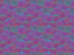 """Seamless Pattern """"Bubble Anarchy"""" by Shy_Violet (""""Blow the bubles"""" by Alisa Overland): bubbles, circles, round, COLOURlovers, CC-BY-NC-SA, design."""