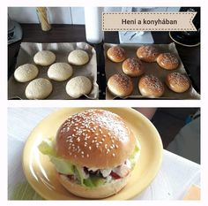Mini Burgers, Cooking Recipes, Healthy Recipes, Winter Food, Food And Drink, Healthy Eating, Yummy Food, Snacks, Meals