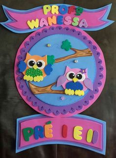 Foam Crafts, Diy And Crafts, Crafts For Kids, Arts And Crafts, Paper Crafts, School Frame, Classroom Rules, School Decorations, Paper Flowers Diy
