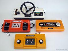 beforemario: Nintendo Color TV Game Series (カラー テレビゲーム シリーズ, 1977-1979)