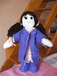 Kleidung & Accessoires Puppenkleidung MÜTZE für Puppen 41-45 cm