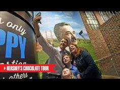 Hershey - HERSHEY'S CHOCOLATE WORLD Attraction