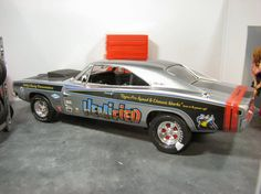 68 Charger R/T Drag (Model cars, plastic models)