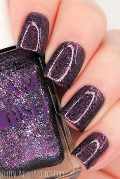 Glam Polish Mines Of Moria IMG 3986 490x734 Swatched: Glam Polish The Epic Journey Collection Pt 2