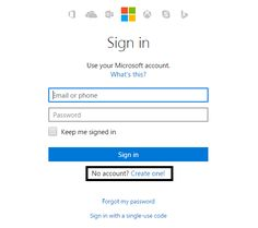 Hotmail Sign up                                                                                                                                                                         1. Go to hotmail                                                                                                  2. Click on Create one. To know more and easy access visit the site http://www.one2steps.com/hotmail-login/