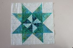 Spectrum QAL 2020 Block 1 instructions Blue Armchair, First Blog Post, Half Square Triangles, Bed Runner, Flying Geese, How To Make Bed, Pinwheels, Design Your Own, Quilting Designs