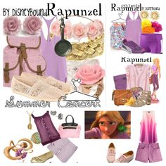 #rapunzel inspired outfits