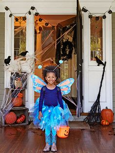 Boo-tiful Halloween Decorating and Treat Ideas  Spiders and mummies and bats, oh my! Get kids excited for the happiest Halloween ever with these easy decorating projects and yummy treats and sweets.