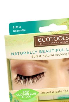 EcoTools Naturally Beautiful Lash System, $5.99, The Best Beauty Products for December 2012
