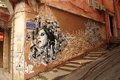 Beyrouth- street art