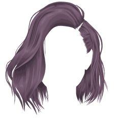 Dress Design Sketches, Fashion Design Drawings, Girl Hair Drawing, Pelo Anime, Chibi Hair, Hair Illustration, Drawing Anime Clothes, Hair Sketch, Hair Reference