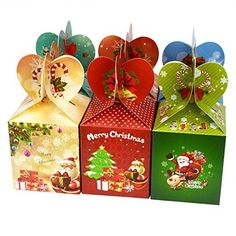 #12pcs #Cute #Cartoon #Gift #Fruit #Candy #Box For #Wedding #Christmas #Festival #Party These adorable #gift boxes are the perfect way to represent the happy #Christmas. The boxes arrive flat packed, it is easy to assemble. Material: paper. https://homeandgarden.boutiquecloset.com/product/12pcs-cute-cartoon-gift-fruit-candy-box-for-wedding-christmas-festival-party/