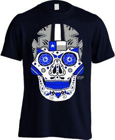 Dallas Sugar Skull. Dallas FootballFootball SeasonSkull HoodieSkull  ShirtsSugar ... 2d7c5fd3c