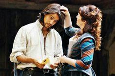 D'Artagnan and Constance. The Musketeers. Season 3 #Constagnan