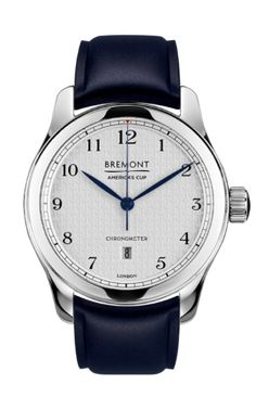 Bremont AC I - a chronometer certified special edition watch for America's Cup