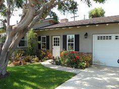 Ranch house in Laguna California