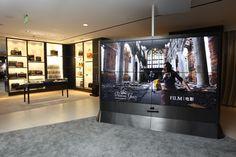 Inside Montblanc's biggest Concept Store worldwide in Sanlitun, Beijing