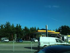 Shell petrol station, Portsmouth