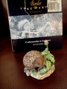Border-fine-Arts-Collecters-edition-Prickly-encounter-Lot-23