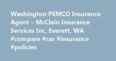 Washington PEMCO Insurance Agent – McClain Insurance Services Inc, Everett, WA #compare #car #insurance #policies http://insurance.remmont.com/washington-pemco-insurance-agent-mcclain-insurance-services-inc-everett-wa-compare-car-insurance-policies/  #pemco insurance # PEMCO Insurance Washington State – Everett, WA Insurance Agent PEMCO Insurance agent Everett, WA Why work with an independent PEMCO agent in Washington if you can call PEMCO directly? A PEMCO agent in Washington saves you TIME…
