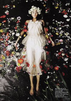 Vogue Girl Korea (source: Blog)