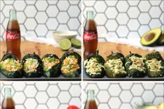 Rollo De Carne Coca Cola, Sprouts, Tasty, Vegetables, Food, Mexican, Brown, Food Stamps, Meals