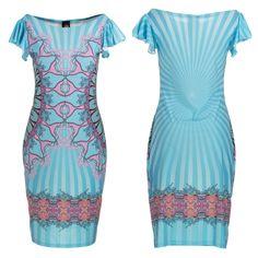 www.sofiagritsyuk.com  Dress Water