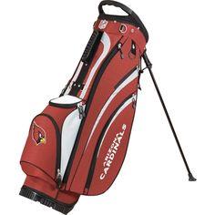0dd541d48 Wilson NFL Carry Golf Bag - Arizona Cardinals
