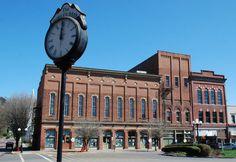 Little Cities of Black Diamonds - Appalachian Spring Festival 4/27-28 - Stuart's Opera House, Nelsonville, OH