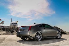 Cadillac CTS - Forgiato Wheels American Auto, American Muscle Cars, Cts V Wagon, Cadillac Cts Coupe, Car Gif, Range Rover Sport, General Motors, Car Manufacturers, Cool Cars