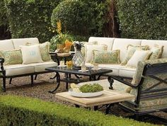 #eclectic #soft #outdoor #furniture #sofa