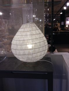 Kyris table lamp at Norrgavel shops in Sweden and Norway