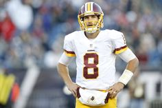 IF OFFERED ANOTHER SHORT-TERM DEAL WITH REDSKINS, KIRK COUSINS WILL 'PROBABLY' TAKE IT