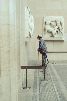 Elgin Marbles, BM
