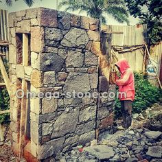 Gringging stone.. Natural random size