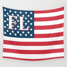 Florida. Available in three distinct sizes, our Wall Tapestries are made of 100% lightweight polyester with hand-sewn finished edges. Featuring vivid colors and crisp lines, these highly unique and versatile tapestries are durable enough for both indoor and outdoor use. Machine washable for outdoor enthusiasts, with cold water on gentle cycle using mild detergent - tumble dry with low heat.