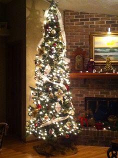 My Christmas tree, 2014,