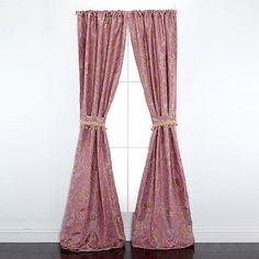 Hutton Wilkinson Floral Opulent 4-piece Window Set