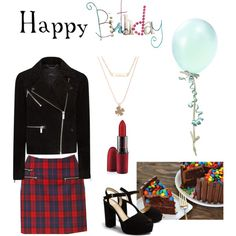 """""""Happy Birthday to me!!!"""" by julissacevasco on Polyvore"""
